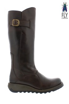 Fly London Knee High Boots