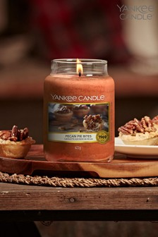Yankee Candle Classic Large Jar Pecan Pie Bites Candle