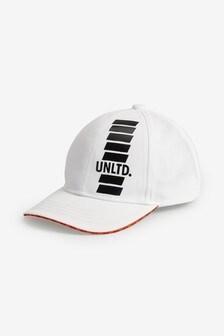 White Sporty Cap (Older)