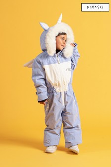 Dinoski Lilac Sparkle Unicorn Ski Suit