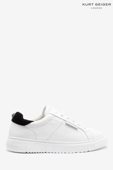 Kurt Geiger London Noah White Sneakers