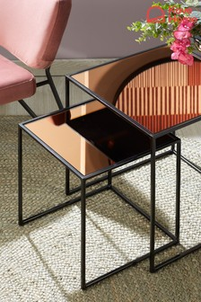 Kave Set of 2 Sute Side Tables