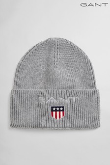GANT Medium Shield Rib Beanie