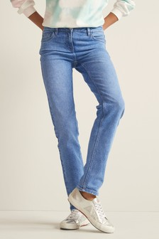 Bright Blue Slim Jeans