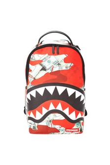 Kids Panic Attack Shark Backpack