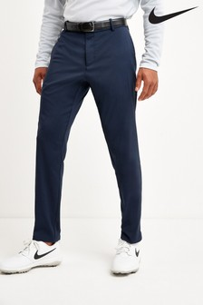 Nike Golf Navy Flex Slim Trousers