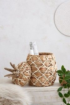 Pineapple Storage Basket