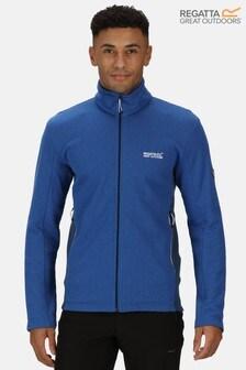 Regatta Blue Highton Full Zip Fleece