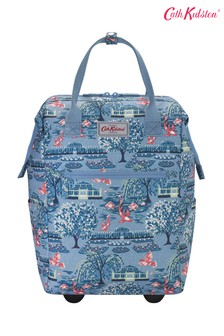 Cath Kidston® Botanical Garden Frame Wheeled Backpack