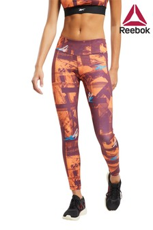 Reebok Workout Ready Printed Leggings