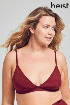 Heist Mulberry Triangle Bralette