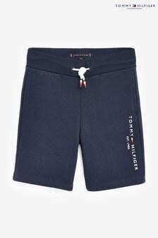 Tommy Hilfiger Twilight Navy Essential Sweatshorts