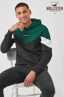 Hollister Retro Colourblock Hoodie