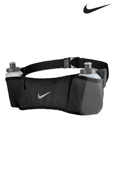Nike Black Double Bottle Belt