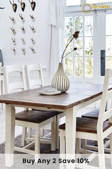 Cotswolds 1.8m Extending Dining Table by Design Decor