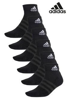 adidas Adults Cushioned Socks Six Pack