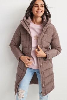 Mink Padded Coat