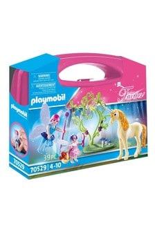 Playmobil Carry Case Large Fairy Unicorn