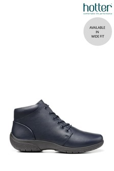 Hotter Ellery II Wide Fit Lace-Up Ankle Boots