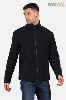 Regatta Blue Earvin Full Zip Fleece Jacket