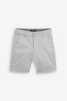 Grey Chino Shorts (3-16yrs)