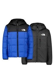 Boys Blue Reversible Perrito Jacket
