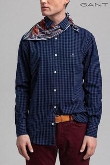 GANT Indigo Regular Shirt