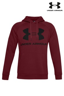 Under Armour Logo Rival Hoody
