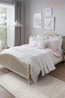 Binky Hattie Floral Cotton Duvet Cover and Pillowcase Set
