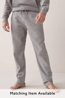 Grey Open Hem Joggers