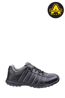 Amblers Safety Antistatic Lace-Up Trainers