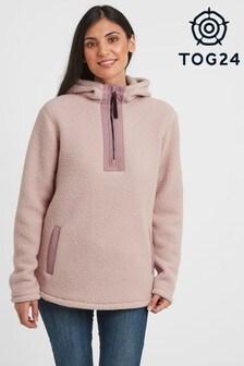 Tog 24 Womens Pink Albones Shepra Hooded Jacket