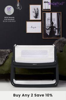 Slate SnuzPod 4 Bedside Crib