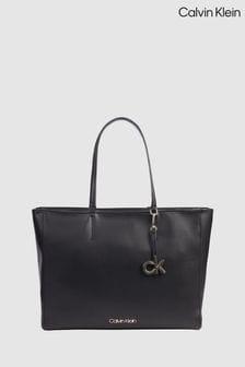 Calvin Klein Black Must Tote Bag