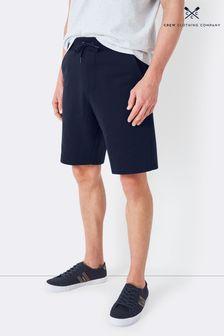Crew Clothing Company Blue Fairford Shorts