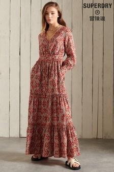 Superdry Boho Maxi Dress