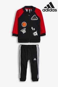 adidas Infant Basketball Tracksuit