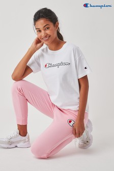 Champion White T-Shirt