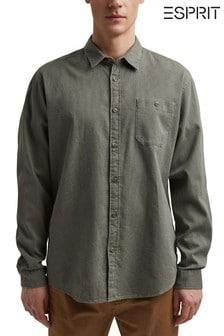 Esprit Green Basic Shirt