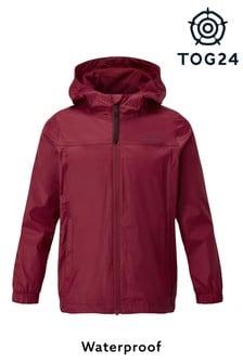 Tog 24 Red Craven Waterproof Kids Jacket