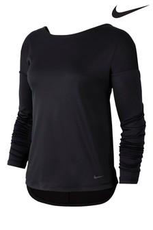 Nike Dri-FIT Long Sleeve Training Top