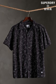 Superdry Short Sleeve Hawaiian Box Fit Shirt