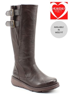 Heavenly Feet Tyrell Ladies Tall Boots