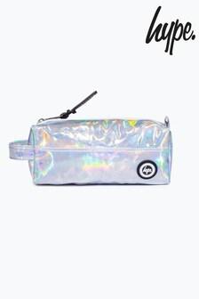 Hype. Holographic Pencil Case