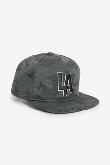 Grey Camouflage Cap (Older)