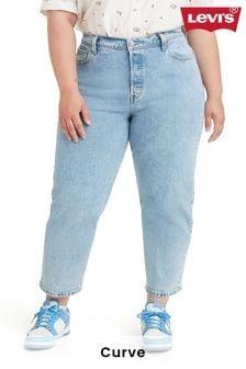Levi's® Curve 501™ Crop Straight Jeans