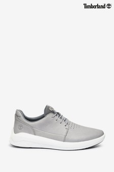 Timberland® Grey Bradstreet Ultra Leather Oxford Shoes