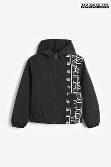 Napapijri Boys Alu Hooded Jacket