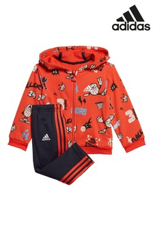 adidas Infant Graphic Tracksuit