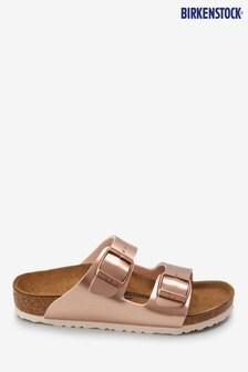 Birkenstock® Copper Arizona Sandals